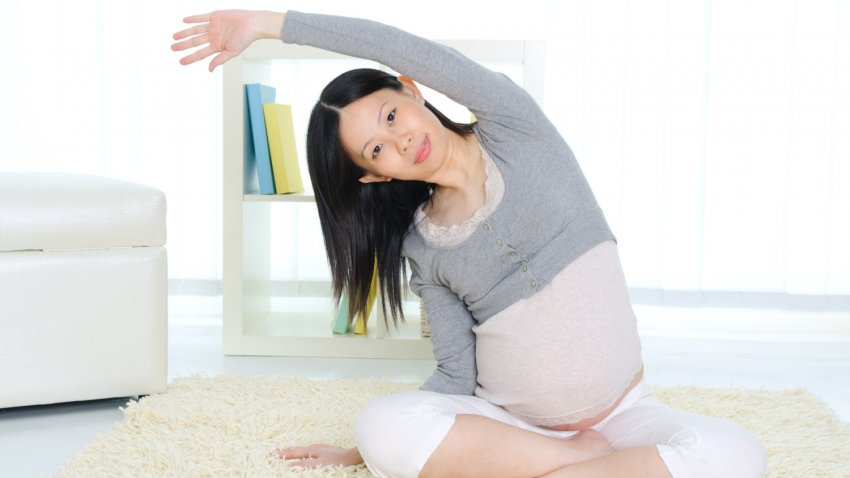 yoga during pregnancy