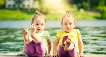 Study of Twins Show Muscle Fitness Linked to Healthy Aging